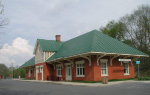 THE SHEPHERDSTOWN STATION TODAY